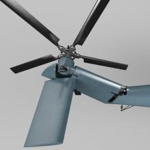 直-8直升机—海军用-飞机-直升机-CG模型-3D城