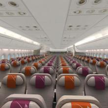 空中客车A380飞机