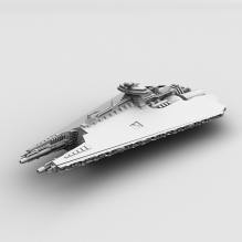 Space_destroyer-飞机-私人飞机-CG模型-3D城