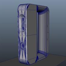 3D Systems Sense手持扫描仪-电子产品-其它-CG模型-3D城