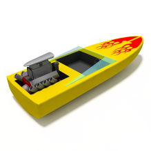 Container Ship-船舶-其它-CG模型-3D城