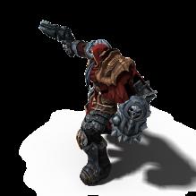 黑暗血统人物-人物_角色-角色-CG模型-3D城