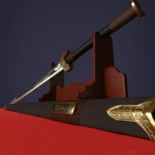 安邦汉剑-军事_武器-古代兵器-CG模型-3D城