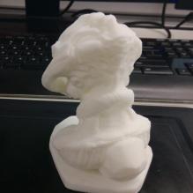 人物头像-袖珍_收藏-3D打印模型-3D城