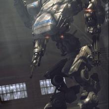 战争机器 Mech 2012 enforcer