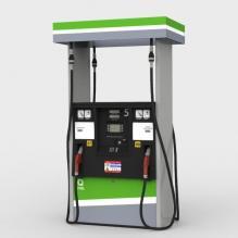 加油站加油机-工业设备-机器设备-CG模型-3D城