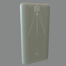 小米 红米NOTE 3d模型-电子产品-音频-CG模型-3D城