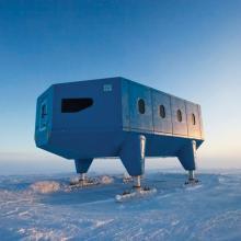 英国哈里六号南极考察站