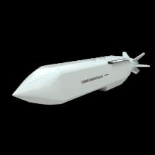 万剑导弹-CG模型-3D城