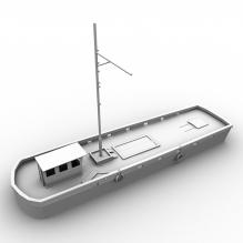 船舶-船舶-其它-CG模型-3D城