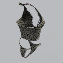 女士内衣-生活办公用品-服装饰品-CG模型-3D城