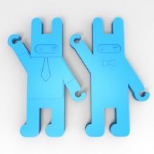 可爱绕线器-小工具-3D打印模型-3D城
