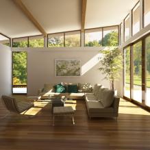 大客厅-室内建筑-客厅-CG模型-3D城