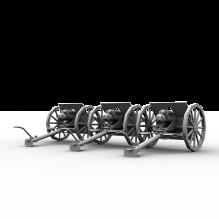 18毫米火炮-军事_武器-其它-CG模型-3D城