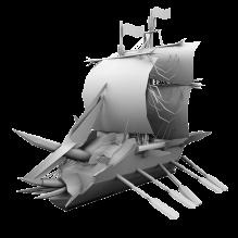 16171 船-船舶-其它-CG模型-3D城