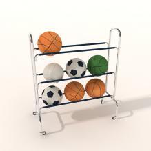 球类-体育_爱好-CG模型-3D城