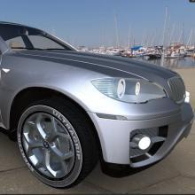 BMW_x6-汽车-家用汽车-CG模型-3D城