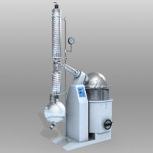 旋转蒸发器-科技医疗-实验室设备-CG模型-3D城