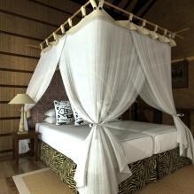 欧式卧室一角