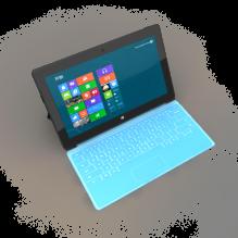 Surface 3D模型下载-电子产品-数码产品-CG模型-3D城
