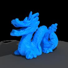 龙的3d打印