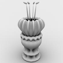 道具-植物-其它-CG模型-3D城