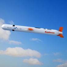 战斧式巡航导弹-科技医疗-航天卫星-CG模型-3D城