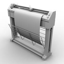 绘图机-生活办公用品-办公用品-CG模型-3D城