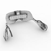 眼镜-艺术-饰品-CG模型-3D城