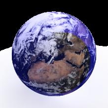 地球-动植物-其它-VR/AR模型-3D城