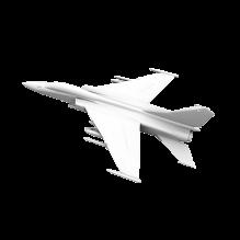 飞豹战斗轰炸机-飞机-军事飞机-CG模型-3D城