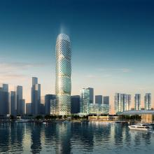 建筑-室外建筑-基础设施-CG模型-3D城