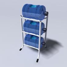 桶装水桶-食品-饮料-CG模型-3D城