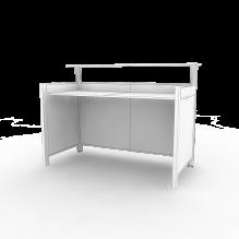 办公桌-家居-柜子-CG模型-3D城