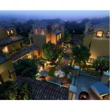 CBD-室外建筑-住宅-CG模型-3D城