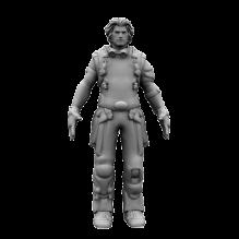 战火来袭子弹风暴角色1-人物&角色-角色-CG模型-3D城