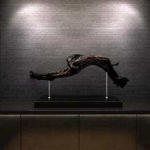 扭曲的树枝-艺术-艺术品-CG模型-3D城