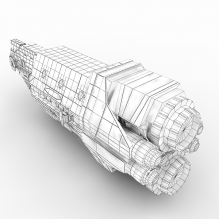 Pillar Of Autumn-工业设备-其它-CG模型-3D城
