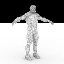 孤岛危机系列纳米装-人物_角色-角色-CG模型-3D城