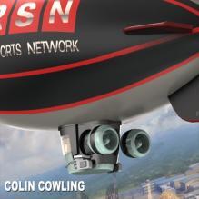 飞机总动员飞艇-飞机-CG模型-3D城
