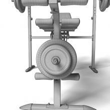 体育用品-体育_爱好-CG模型-3D城