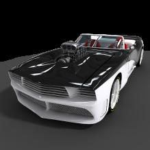 车-汽车-suv-CG模型-3D城