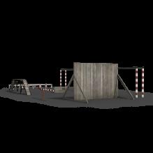 训练场-军事_武器-其它-CG模型-3D城