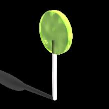 棒棒糖-食品-杂食-CG模型-3D城