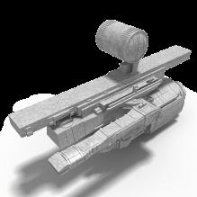 宇宙飞船-飞机-私人飞机-CG模型-3D城