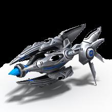 虚空舰-飞机-私人飞机-CG模型-3D城