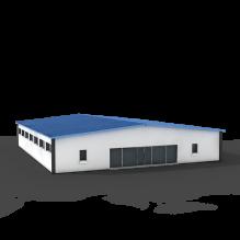 仓库-室外建筑-工业_厂房-CG模型-3D城