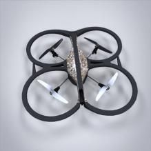 Parrot AR-Drone2旋翼机-体育_爱好-玩具-CG模型-3D城