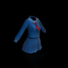 学生装-生活办公用品-服装饰品-CG模型-3D城
