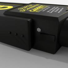 手持安检器-工业设备-工具-CG模型-3D城